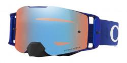 Gogle Oakley OO 7087 FRONT LINE MX 708754  MOTO BLUE prizm mx sapphire iridium
