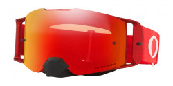 Gogle Oakley OO 7087 FRONT LINE MX 708756  MOTO RED prizm mx torch iridium