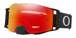 Gogle Oakley OO 7087 FRONT LINE MX 708762  TUFF BLOCKS BLACK GUNMETAL prizm mx torch iridium