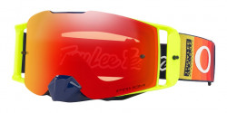 Gogle Oakley OO 7087 FRONT LINE MX 708764  TLD GRAPH YELLOW prizm mx torch
