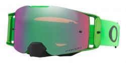 Gogle Oakley OO 7087 FRONT LINE MX 708766  MOTO GREEN prizm mx jade