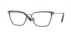 Versace VE 1275  1433  MATTE BLACK/GOLD