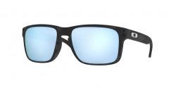 Oakley OO 9102 HOLBROOK  9102T9  MATTE BLACK CAMO  prizm deep water polarized