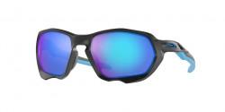 Oakley OO 9019 OAKLEY PLAZMA  901908  MATTE BLACK prizm sapphire polar