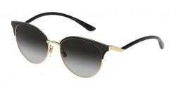 Dolce&Gabbana DG 2273  13348G  GOLD/BLACK  grey gradient
