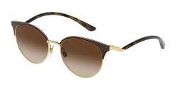 Dolce&Gabbana DG 2273  134413  GOLD/BROWN gradient brown