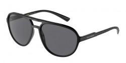 Dolce&Gabbana DG 6150 - 252581 MATTE BLACK dark grey polar