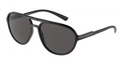 Dolce&Gabbana DG 6150 - 501/87  BLACK dark grey