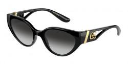 Dolce&Gabbana DG 6146  501/8G   BLACK gradient grey