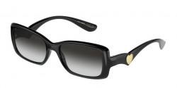 Dolce&Gabbana DG 6152 - 501/8G  BLACK grey gradient