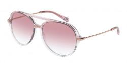 Dolce&Gabbana DG 6159 - 330377  PINK PASTEL GRADIENT CRYSTAL clear gradient red