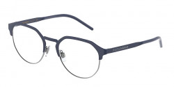 Dolce&Gabbana DG 1335 - 1280  MATTE BLUE/GUNMETAL