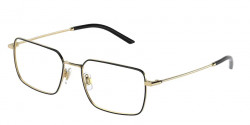 Dolce&Gabbana DG 1336 - 1311  GOLD/MATTE BLACK