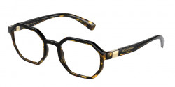 Dolce&Gabbana DG 5068 - 3306  HAVANA/BLACK