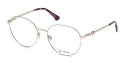Guess GU 2812 - 010 SILVER