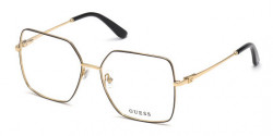 Guess GU 2824 - 001 BLACK/GOLD