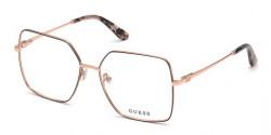 Guess GU 2824 - 005 BLACK/PINK GOLD