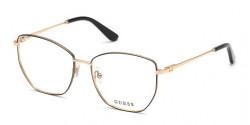 Guess GU 2825 - 001 BLACK/GOLD