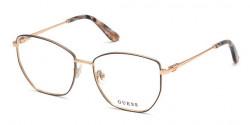 Guess GU 2825 - 005 BLACK/PINK GOLD