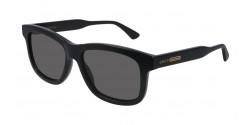 Gucci GG 0824 S - 005 BLACK grey
