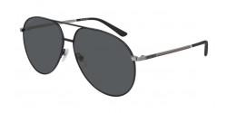 Gucci GG 0832 S - 001 BLACK/RUTHENIUM grey