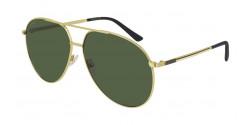Gucci GG 0832 S - 002 GOLD green