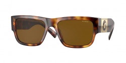 Versace VE 4406 - 521783  HAVANA polar brown