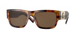 Versace VE 4406 - 521773  HAVANA  dark brown