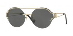 Versace VE 2184 - 125287  PALE GOLD dark grey