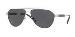 Versace VE 2223 - 100287  GOLD dark grey