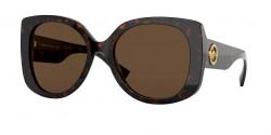 Versace VE 4387 - 108/73  HAVANA dark brown