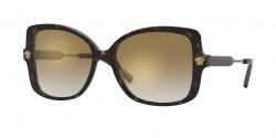 Versace VE 4390 - 108/6E  HAVANA  brown gradient mirror gold
