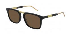 Gucci GG 0842 S - 001 BLACK brown