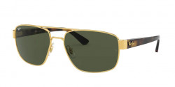 Ray-Ban RB 3663 - 001/31  ARISTA g-15 green