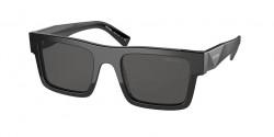 Prada PR 19 WS - 1AB5S0 BLACK dark grey