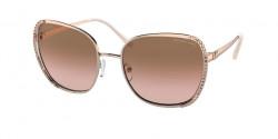 Michael Kors MK 1090 AMSTERDAM - 110811  ROSE GOLD brown pink gradient