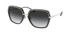Michael Kors MK 1075 NAPLES - 10148G  LIGHT GOLD/BLACK TRANSPARENT dark grey gradient