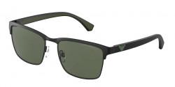 Emporio Armani EA 2087  - 301471  MATTE BLACK green