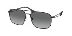 Emporio Armani EA 2106 - 30018G  MATTE BLACK gradient grey