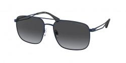 Emporio Armani EA 2106 - 30188G  MATTE BLUE gradient grey