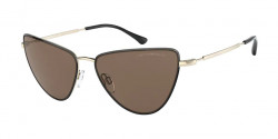 Emporio Armani EA 2108 - 301373  PALE GOLD brown