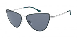 Emporio Armani EA 2108 - 301587  SILVER grey