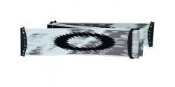 Pasek Oakley OO 7046 AIRBRAKE MX REP STRAP - 000002 WHITE SP