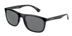 Emporio Armani EA 4158 - 588987  BLACK dark grey