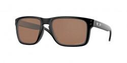 Oakley OO 9417 HOLBROOK XL 941724  MATTE BLACK prizm tungsten polarized