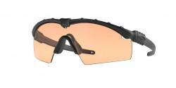 Oakley OO 9146 SI BALLISTIC M FRAME 3.0  - 914620  MATTE BLACK  tr45