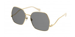 Gucci GG 0972 S - 001 GOLD grey