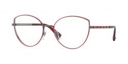 Valentino  VA 1018 -  3012  GUNMETAL/RED