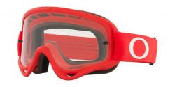 Gogle Oakley OO 7029 O-FRAME MX -  702963  MOTO RED clear