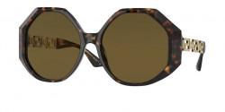 Versace VE 4395 - 108/73  HAVANA dark brown